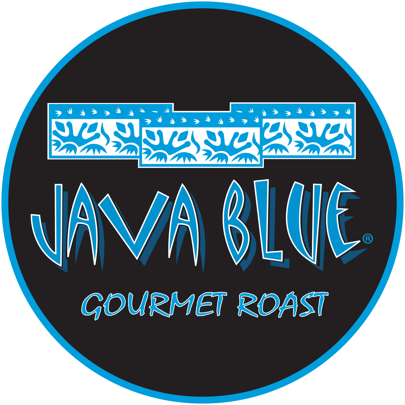 Java Blue Coffee