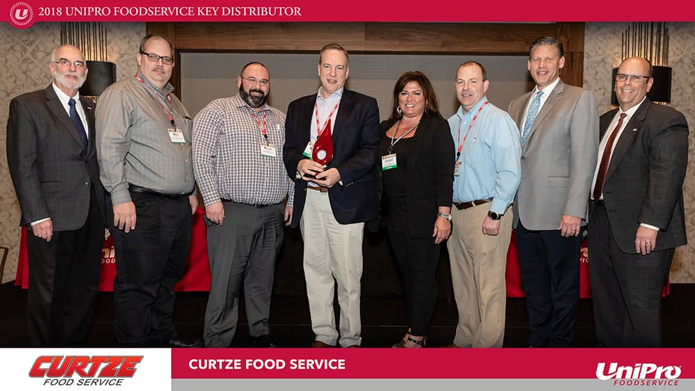 Curtze Food Service Top Distributor